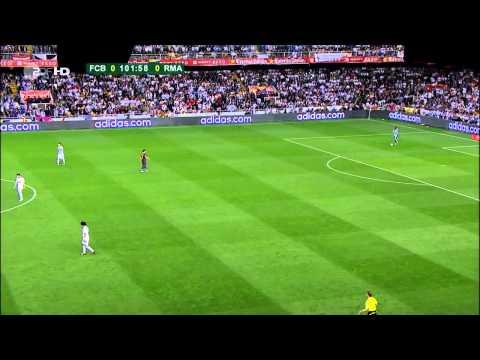 Real Madrid vs Barcelona (HD)  21.04.11  1-0 Highlights