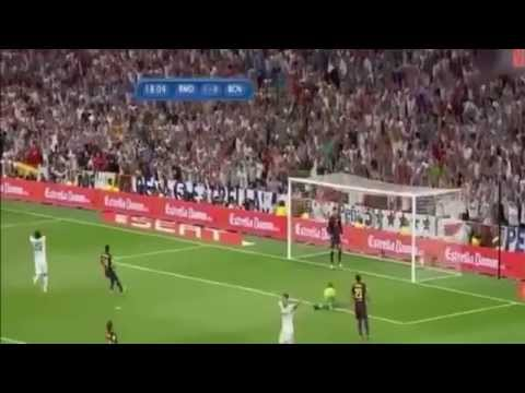 Real Madrid 2-0 Barcelona 2017