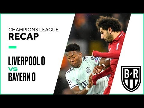 Liverpool vs. Bayern Munich Champions League Round of 16 Leg 1 FULL Match Highlights: 0-0