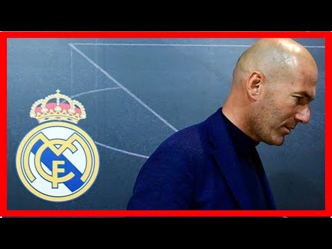 Breaking News | Real Madrid closing in on Zinedine Zidane's replacement, Liverpool bid €90 million