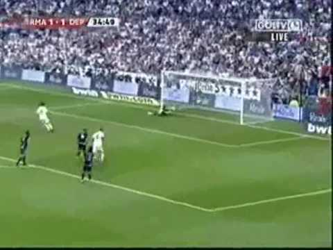 Real Madrid 3-2 Deportivo La Coruna [ Full Match ] HQ