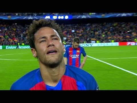 Neymar vs Juventus (Home) HD 1080i (19/04/2017)