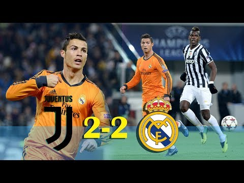 Juventus vs Real Madrid (2-2) UCL 2013/14 _ Goals and Highlights