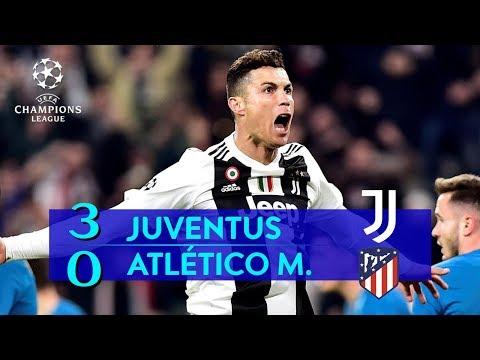Juventus 3 x 0 Atlético de Madrid – melhores momentos (EI HD 720p) UEFA Liga dos Campeões 2019