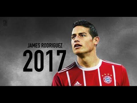James Rodriguez 2017 – Welcome To Bayern Munich | Skills & Goals ᴴᴰ