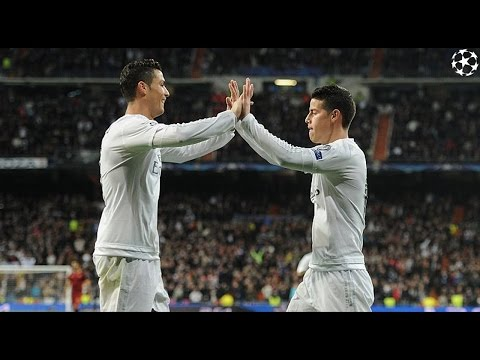 Real Madrid Vs Roma 2-0 All Goals & Highlights 2nd Leg UEFA Champions League 2016