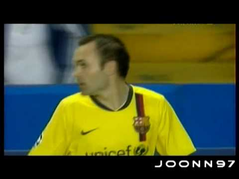 Chelsea vs Barcelona (2nd leg) 06.05.2009 Champions League