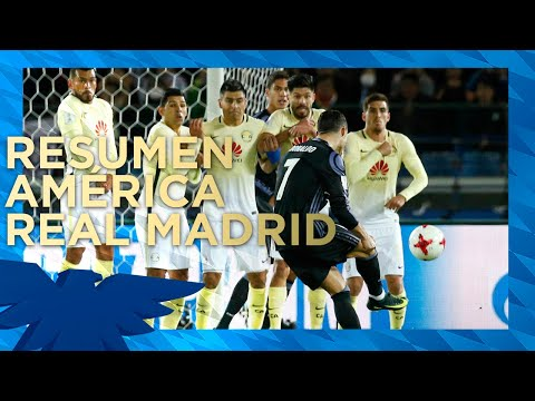 Resumen América 0-2 Real Madrid Mundial de Clubes