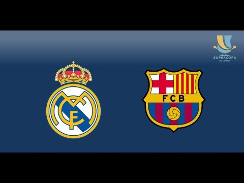 SUPERCOPA Spain : REAL MADRID – BARCELONA / LIVE STREAM