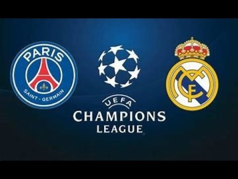 Real Madrid vs PSG Live Stream Champons League – Live Stats + Countdown HD