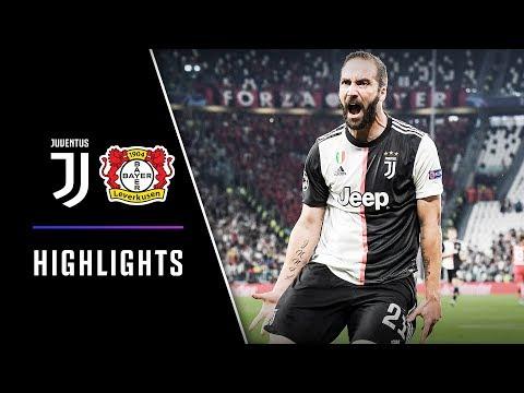 HIGHLIGHTS: Juventus vs Bayer Leverkusen – 3-0 – Bianconeri seal first UCL win!