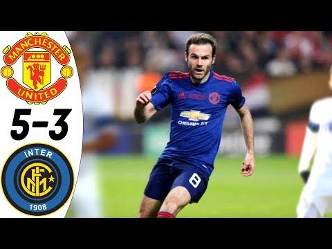 Manchester United vs Inter 5:3 – All Goals & Highlights RESUMEN & GOLES (29/07/2014) HD