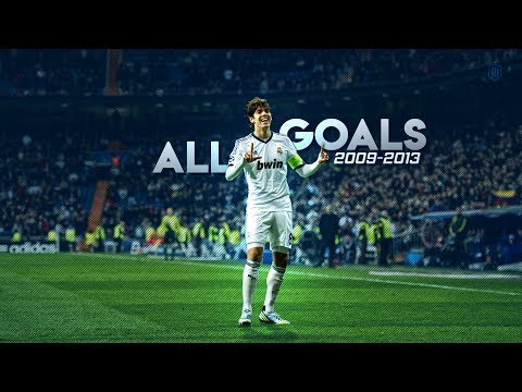 Ricardo Kaká All Goals For Real Madrid