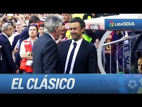 Noche mágica en el Bernabéu: Real Madrid (3-1) FC Barcelona – HD