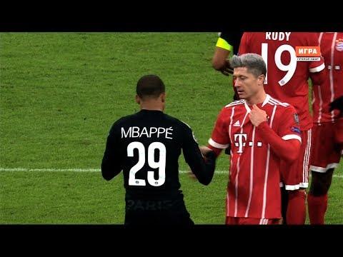 Kylian Mbappé Vs FC Bayern Munich (Away) HD1080i 05-12-2017-byCigano