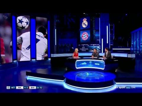 UCL ◘ Real Madrid Vs.Bayern Munich ◘ 2 leg ◘ & more ►► 18.04.2017 HD