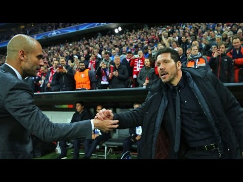 Bayern Munich vs Atletico Madrid 2-1 tactical analysis UEFA Champions League 2016 semi final 2nd leg
