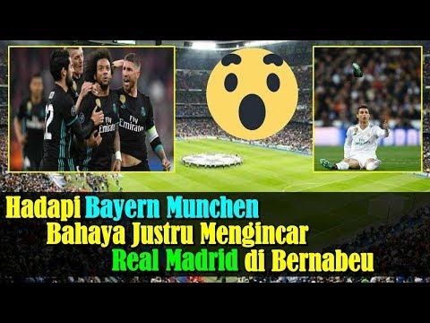 WASPADA!!! Hadapi Bayern Munchen, Bahaya Justru Mengincar Real Madrid di Bernabeu