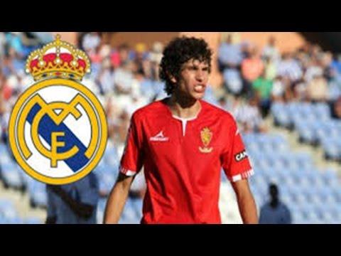Así juega Jesús Vallejo, el nuevo fichaje del Real Madrid ◉ FICHAJES ◉ 2015