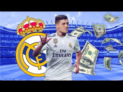 Why did Real Madrid spend so much money on Luka Jovic? – Oh My Goal