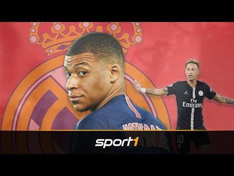 Mbappé statt Neymar! Real ändert Mega-Plan | SPORT1 – TRANSFERMARKT