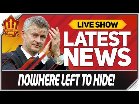 Solskjaer On Thin Ice! Man Utd News Now