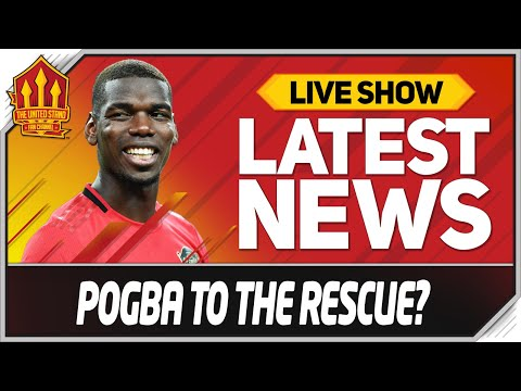 Solskjaer's Pogba Plea & Injury Crisis! Man Utd News Now