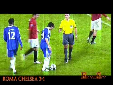 Champions 2008/09 – Roma Chelsea 3-1