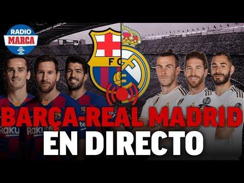 Barcelona – Real Madrid, El Clásico 2019 | EN DIRECTO – MARCA ÚLTIMA HORA