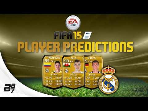 Rodriguez Real Madrid Player Prediction w/ Bale | FIFA 15 Ultimate Team