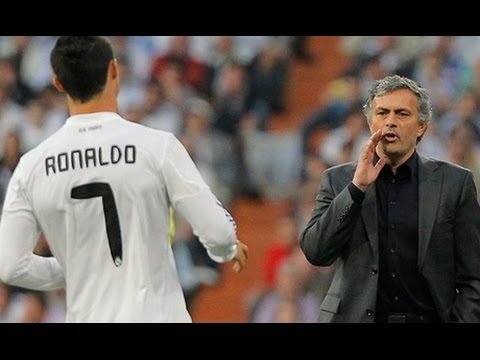 Real Madrid during Jose Mourinho era tactical analysis 2010-13 – How to play counter attacks