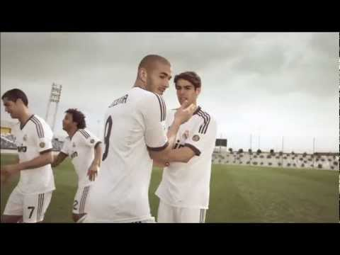 Real Madrid C.F – Adidas: We All Play (New Kit 2012/2013)