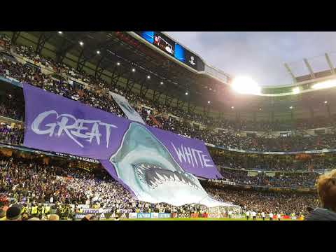 Real Madrid vs Juventus – Entrance Scene