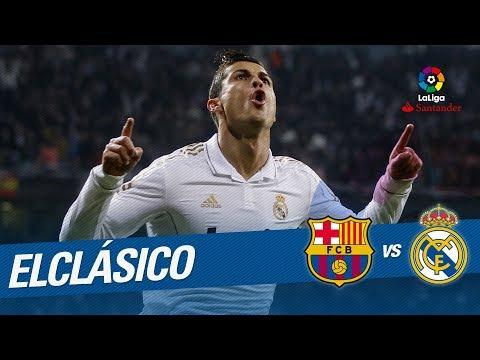ElClásico – Resumen de FC Barcelona vs Real Madrid (1-2) 2011/2012