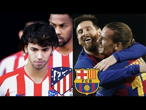 Atletico Madrid vs Barcelona, La Liga 2019/20 – MATCH PREVIEW