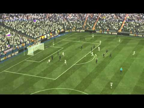 BEST FREE-KICK EVER!? | Fifa 15 | Real Madrid vs Bayern Munich | By Giuseppe