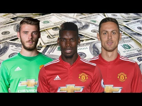 Manchester United Player Salaries 2017-18 – Who Is The Most Received?