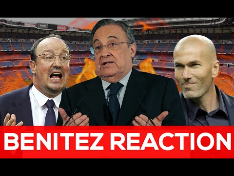 Benitez sacked! Zidane is the new Real Madrid manager | REACTION