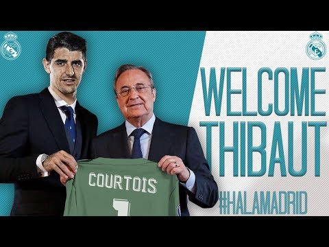 REVEALED: Has Thibaut Courtois Confirmed Real Madrid Transfer…?! | Transfer Talk
