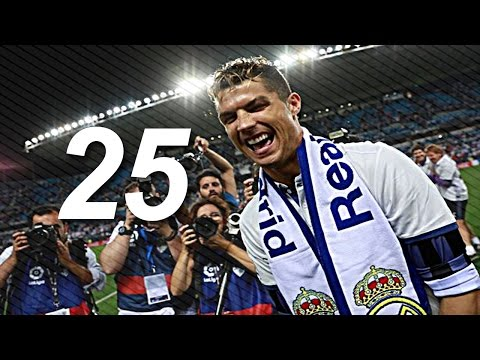 Cristiano Ronaldo ● All 25 League Goals for Real Madrid 2016-17 ● English Commentary HD