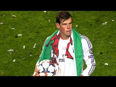 Gareth Bale TOP 5 Iconic Performances For Real Madrid