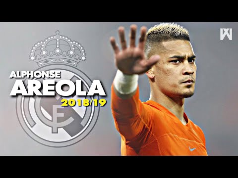 Alphonse Areola – Welcome to Real Madrid ● Saves Compilation ● 2018/19|HD