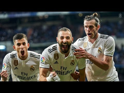 Real Madrid All 108 Goals 2018/19