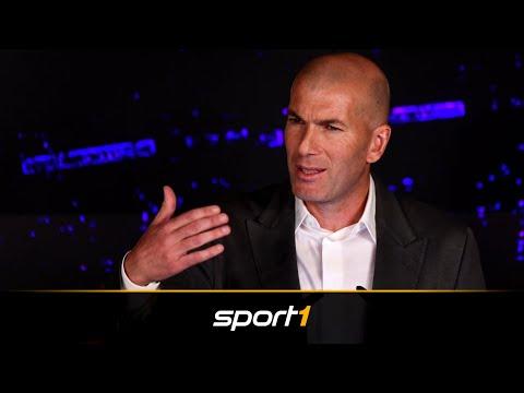 145 Millionen! Dieses Duo hat Zinedine Zidane auf dem Zettel | SPORT1 – TRANSFERMARKT