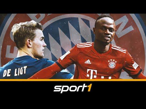 FC Bayern sagt de Ligt ab – kommt Sadio Mané? | SPORT1 – TRANSFERMARKT