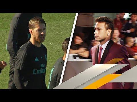 Sergio Ramos heizt Neymar-Gerüchte an | SPORT1 TRANSFERMARKT