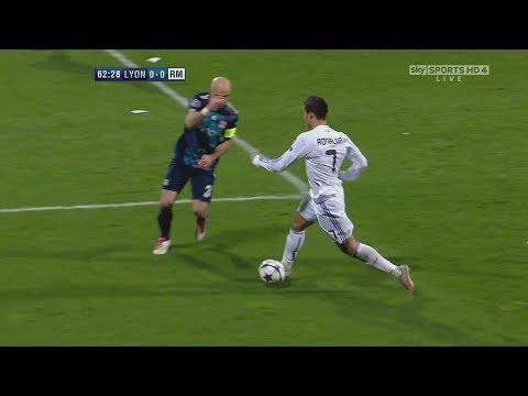 Cristiano Ronaldo's Best Dribbling Season For Real Madrid