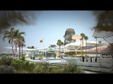 Real Madrid Resort Island Video