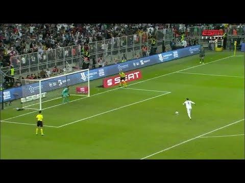Real Madrid vs Atletico Madrid Full Penalties (4-1) Super Cup 2020 HD