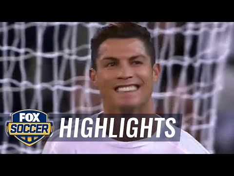 Real Madrid vs. Roma – 2015 International Champions Cup Highlights